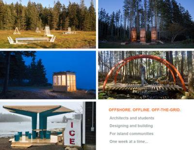 MERIT AWARD - COMMUNITY COLLABORATION: Penobscot Bay Island Community Collaborations, Multiple islands,   McLeod Kredell Architects