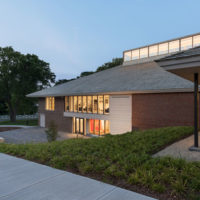 MERIT AWARD - COMMERCIAL/INSTITUTIONAL: Scituate Town Library | Oudens Ello Architecture