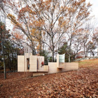 CITATION: INNOVATIVE PLAY; AMBITION IN A SMALL PROJECT | 2018 AIANE Design Awards | Five Fields Play Structure