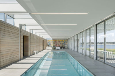 HONOR AWARD | 2018 AIANE Design Awards | Pool House, Westport, CT