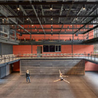 HONOR AWARD | Rubenstein Center for the Arts at Duke University | William Rawn Associates, Architects