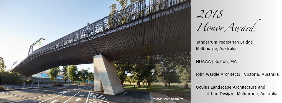 Tanderrum Bridge