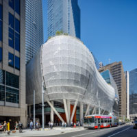 HONOR AWARD | 2018 AIANE Design Awards | Salesforce Transit Center