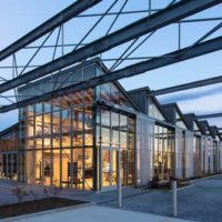CITATION: Worcester Blackstone Visitors Center | designLAB architects