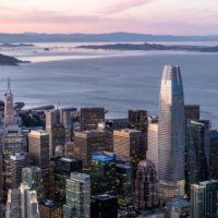 MERIT AWARD: Salesforce Tower | Pelli Clarke Pelli Architects