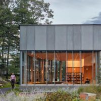 CITATION: Noble & Greeough School Academy Inquiry Center & Putnam Library | William Rawn Associates