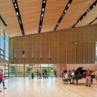 CITATION: Linde Center for Music and Learning| William Rawn Associates, Architects, Inc.