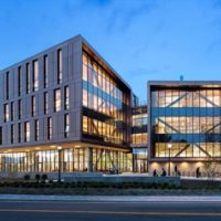 MERIT AWARD: University of Massachusetts Amherst John W. Olver Design Building | Leers Weinzapfel Associates