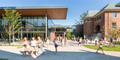 CITATION: Woodman Family Community and Performance Center | DBVW Architects