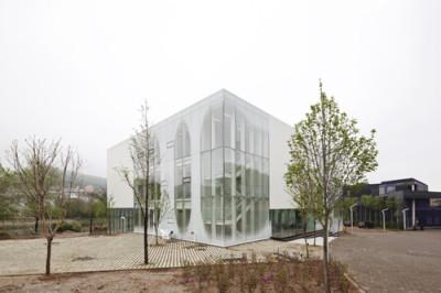 White Block Gallery, Heyri, Korea