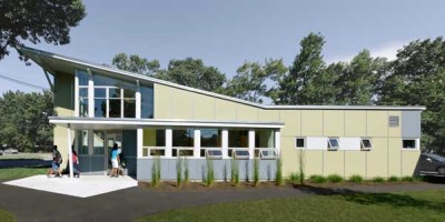 Allencrest Community Center - Abacus Architects + Planners