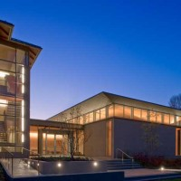 Carl-A. Fields Center   Ann Beha Architect