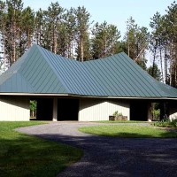 Wedding Pavilion / Robert Peabody Brown