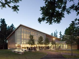 Bennington College Student Center, Bennington, VT / Taylor & Burns Architects, Boston, MA