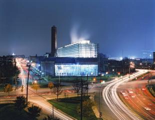 University Power Center, University of Cincinnati / Cambridge Seven Associates