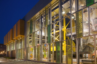 Boston Children's Museum / Cambridge Seven Associates