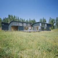 House on Deer Isle, ME / Elliott Elliott Norelius Architecture
