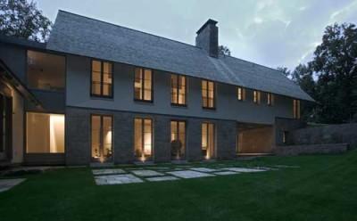 Mianus River Residence - Kaehler/Moore Architects, LLC