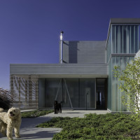 House on Penobscot Bay, ME / Elliott Elliott Norelius Architecture