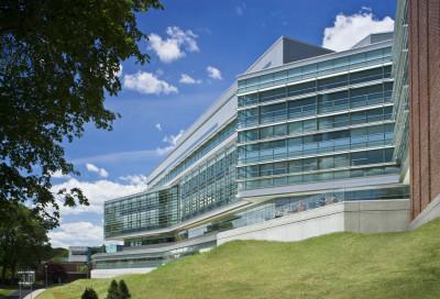 Carl J. Shapiro Science Center, Brandeis Univ., Waltham, MA / Payette