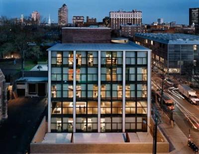Yale University Art Gallery, Louis I. Kahn Building - Polshek Partnership Architects