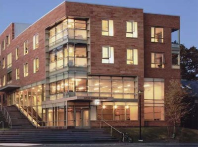Sophia Gordon Hall at Tufts University - William Rawn Associates