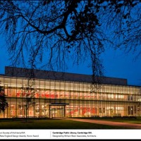 Cambridge Public Library / designed by William Rawn Associates with Ann Beha Architects