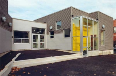 Community Resource Center / James Sterling