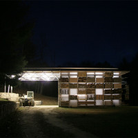 Industrial, Storage Barn, Washington, CT/Gray Organschi Architecture