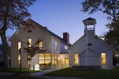 Jamestown Town Office, Jamestown, RI / Burgin Lambert Architects