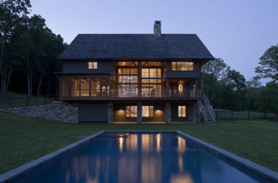 Residence, Mountain Road Residence, Kent, CT