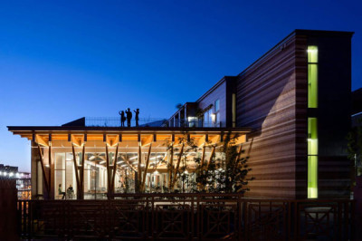 Merit Award; SUNH-ESF College of Environmental Science & Forestery | Architerra, Inc.