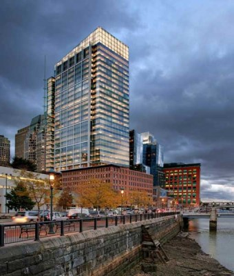 Citation Award: Atlantic Wharf Buiding | CBT Architects
