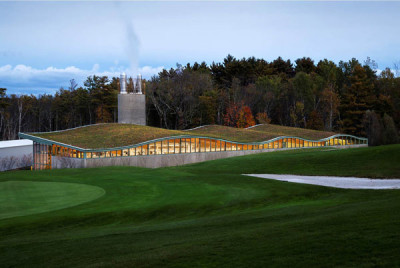 Honor Award: Hotchkiss Biomass Power Plant | Centerbrook Architects & Planners