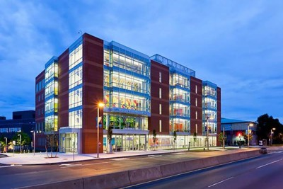 Citation Award: Whittier Street Health Center | DHK Architects, Inc.