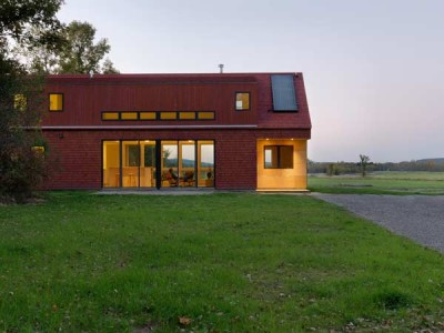 Honor Award: Foote Farm House | McLeod Kredell Architects