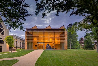 Honorable Mention: Gund Gallery, Kenyon College | GUND Partnership