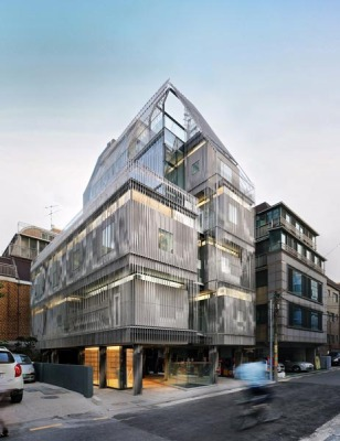 Honorable Mention: Songpa Micro-Housing | SsD