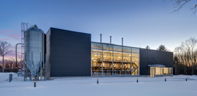 Merit Award: Spencer Brewery | LLT Architects