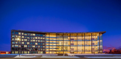 Honor Award: US Courthouse, Cedar Rapids, IA | William Rawn Associates