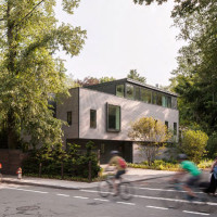 HONOR AWARD: Cambridge House | Anmahian Winton Architects