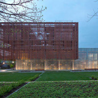 MERIT AWARD: Chilled Water Plant | Leers Weinzapfel Associates