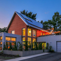 FAVORITE HOUSE: Portland Residence | John Gordon Architect