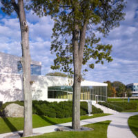 CITATION AWARD - INSTITUTIONAL: Carl and Ruth Shapiro Admissions Center | Charles Rose Architects