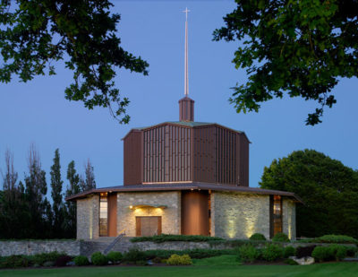 HONOR AWARD - HISTORIC PRESERVATION + ADAPTIVE REUSE: Church of St. Gregory the Great | Northeast Collaborative Architects