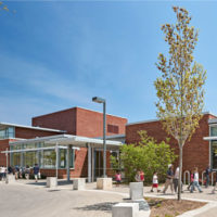 CITATION AWARD - INSTITUTIONAL: East Rock Community Magenet School | Newman Architects