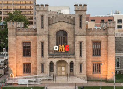 CITATION AWARD - HISTORIC PRESERVATION + ADAPTIVE RESUSE: Restoration of the Wadsworth Atheneum | Smith Edwards McCoy Architects