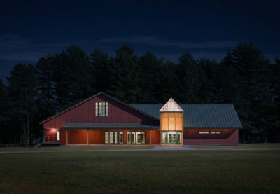 PEOPLE'S CHOICE AWARD, SPECIAL PROJECTS: Sebago Hall - Camp Sebago | SMRT Architects and Engineers