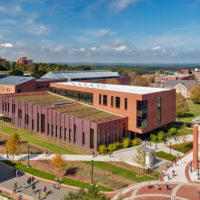 MERIT AWARD - INSTITUTIONAL: University of Connecticut Social Sciences and Classroom Buildings, Oak and Laurel Halls | Leers Weinzapfel Associates
