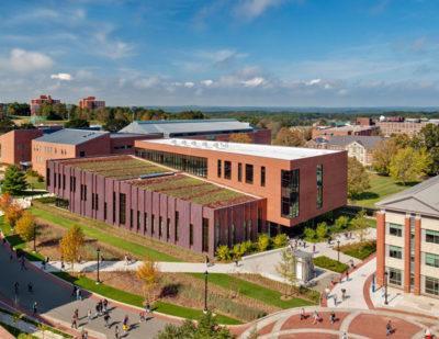 MERIT AWARD - INSTITUTIONAL: University of Connecticut Social Sciences and Classroom Buildings, Oak and Laurel Halls | Leers Weinzapfel Associates